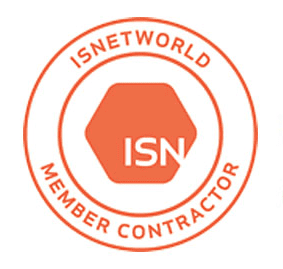 ISNetworld Certified Member Contractir