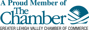 Proud Member of the Lehigh Valley Chamber of Commerce