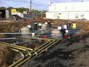 steps to take after an underground storage tank release