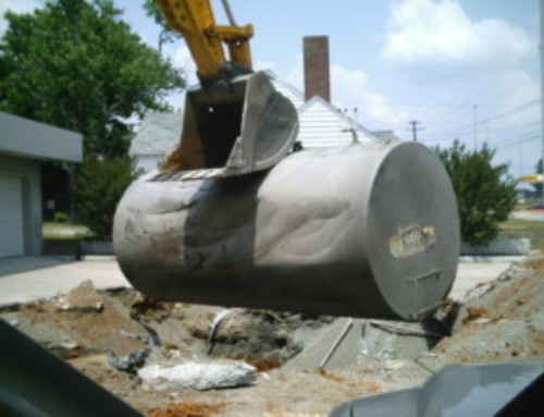 Understanding the Underground Storage Tank Removal Process