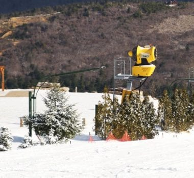Why Ski Resorts Use Different Snowmaking Equipment