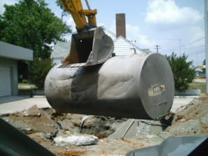Removing Underground Storage Tanks At >> Understanding The Underground Storage Tank Removal Process